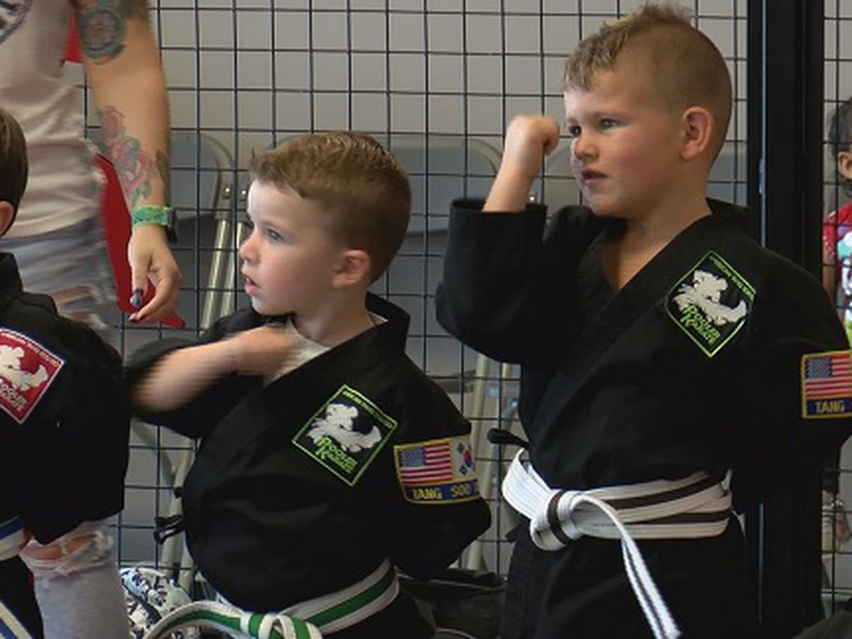 WTOC's Hometown Heroes: Pooler Karate