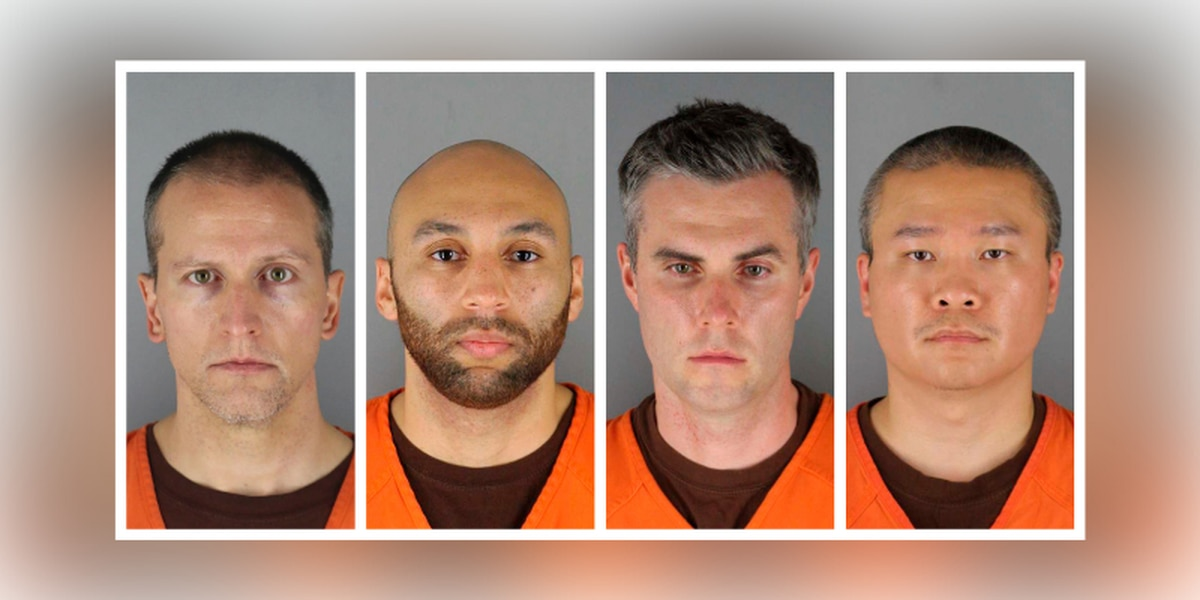 4 ex-cops indicted on US civil rights charges in Floyd death
