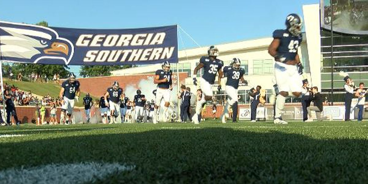 Eagles picked to finish 2nd in SBC East; five named all-conference