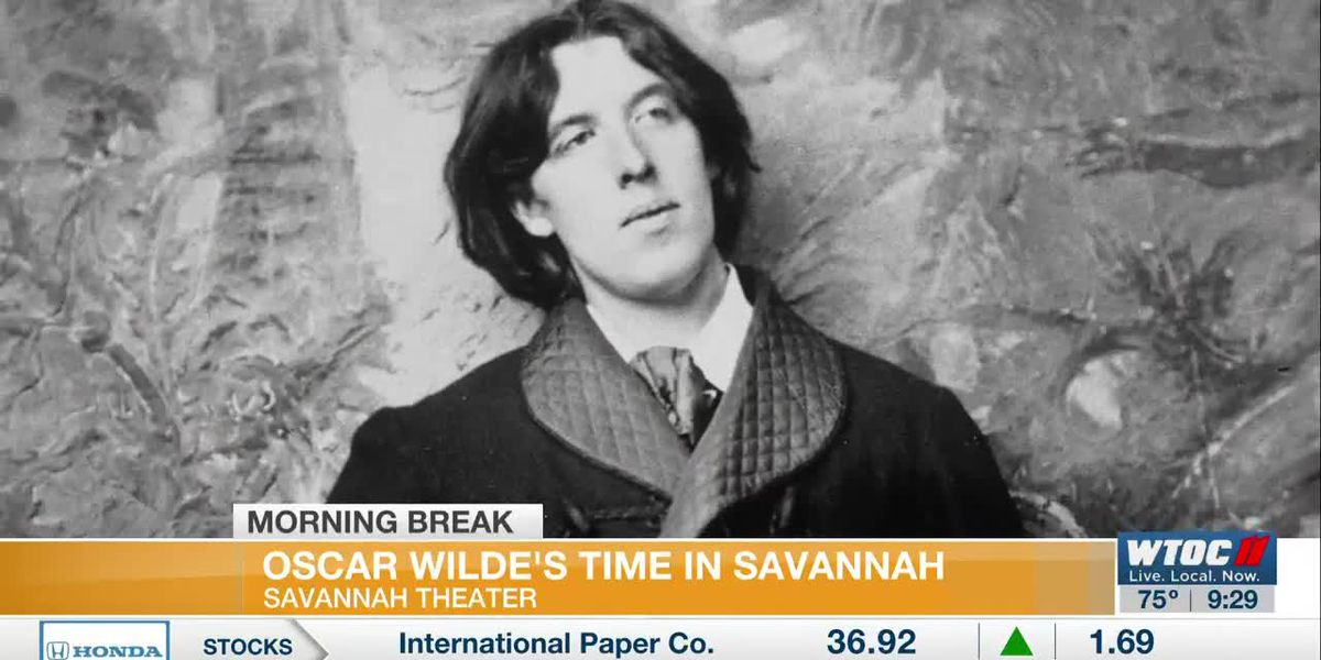 Did You Know Oscar Wilde Performed in Savannah?