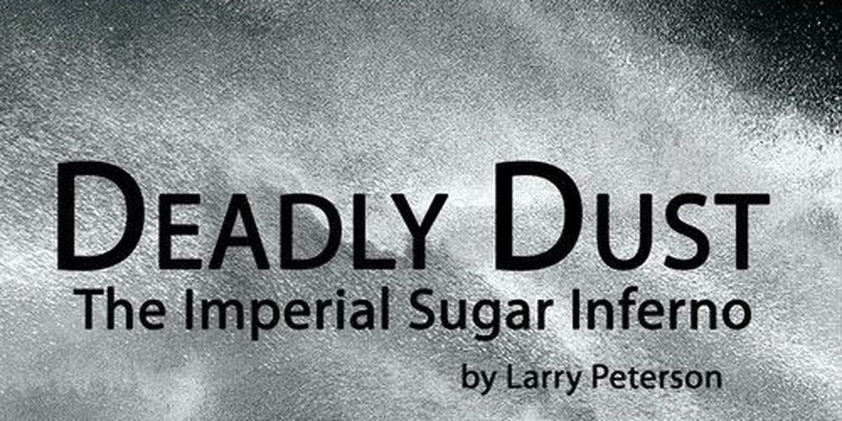 'Deadly Dust The Imperial Sugar Inferno' book signing Saturday at E. Shaver