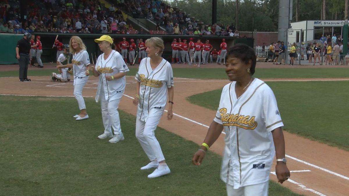 Savannah Banana's Nanas become a fixture at games
