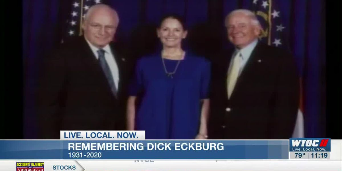Remembering Richard Eckburg: Savannah community leader remembered for dedication
