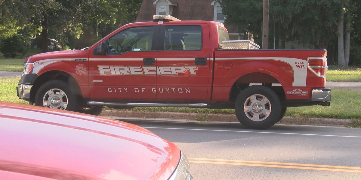 Guyton, Effingham County fire departments will merge