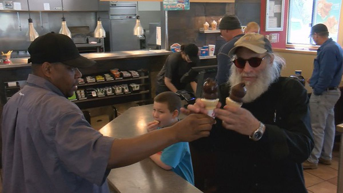 Dairy Queen celebrates start of Spring with 'Free Cone Day'