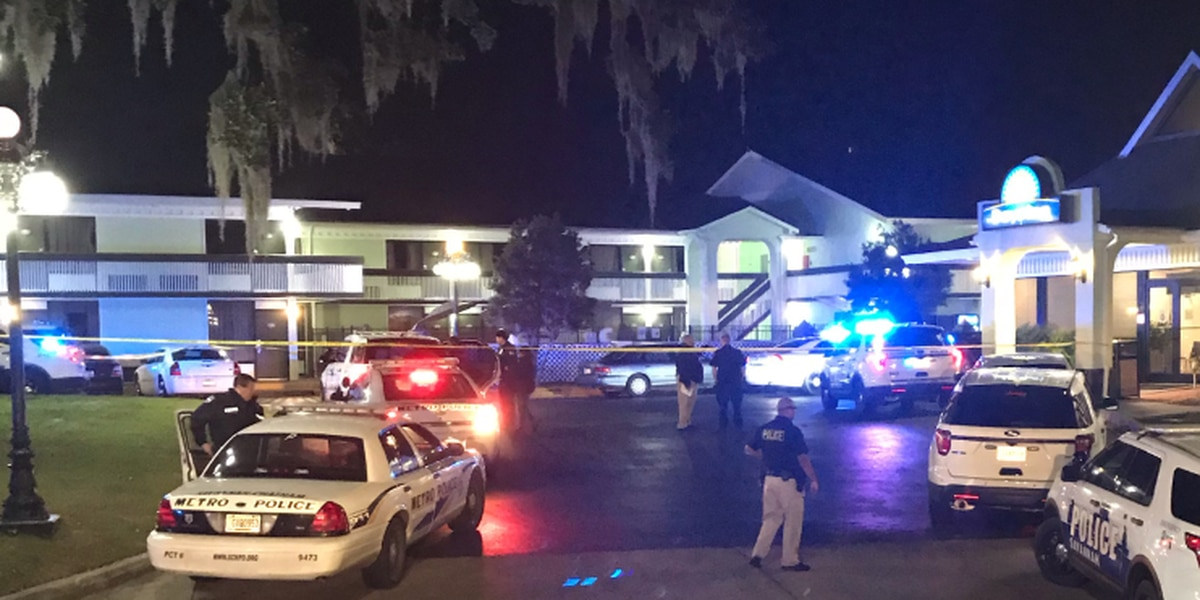 Savannah Police investigate fatal shooting in motel parking lot