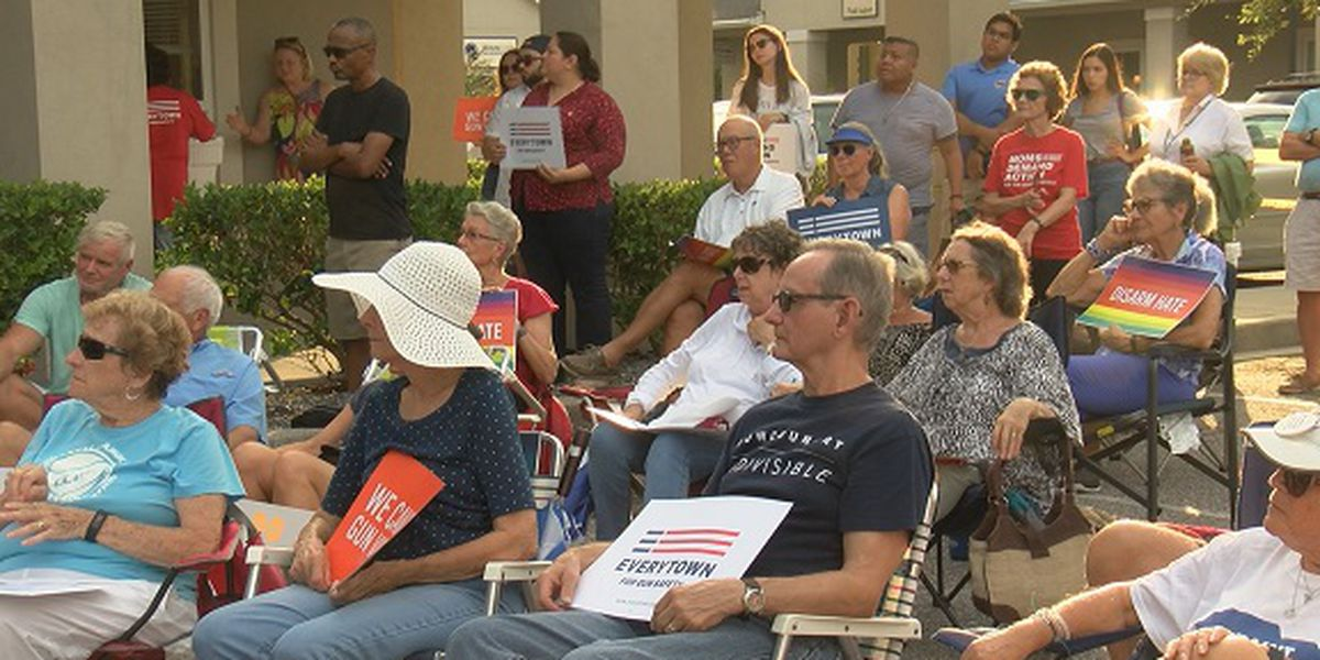 Lowcountry rallies against gun violence, highlights support for Latino community