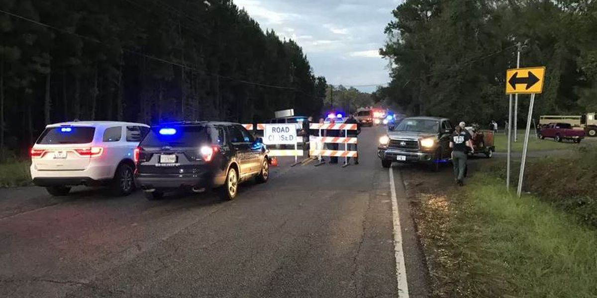 Women chained in police van drown in Hurricane Florence floods