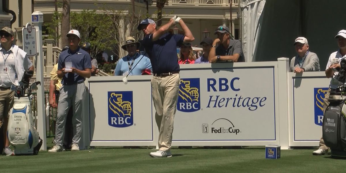 5-time champion Davis Love III preparing for his 29th RBC Heritage