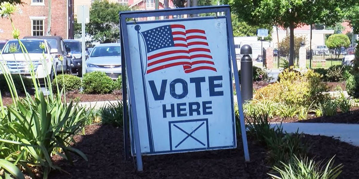 Voter registration deadline in Ga. is Monday