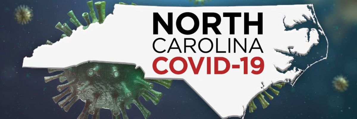 N.C. reports 40+ more COVID-19 deaths, 1,500+ newly-confirmed cases