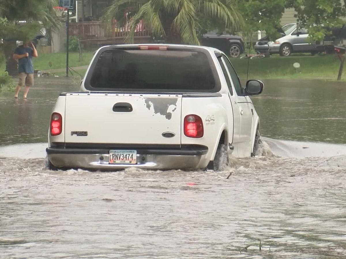 Chatham Co. public works crews prevent flooding