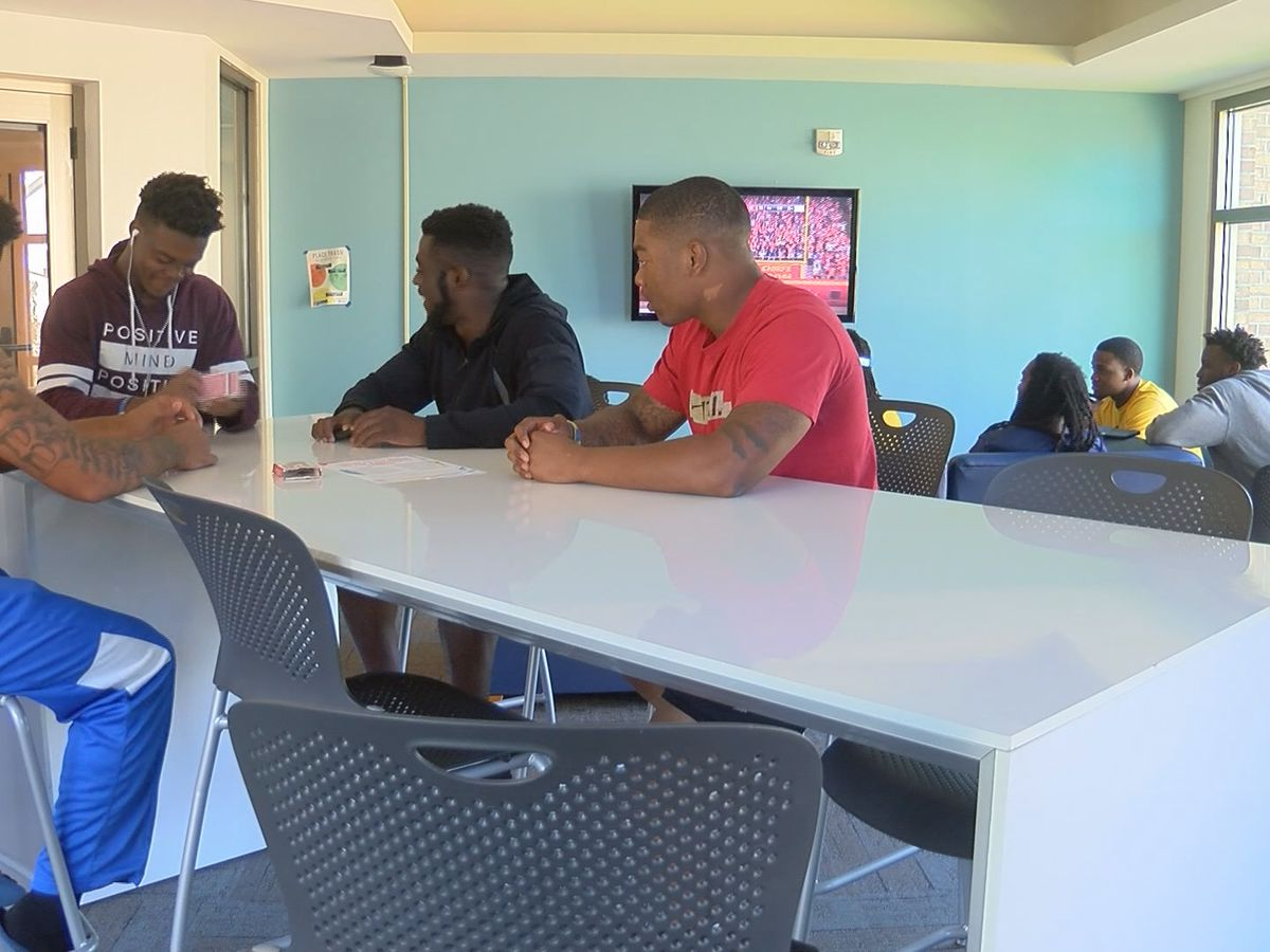 Students from Albany re-locate to Georgia Southern following Hurricane Michael