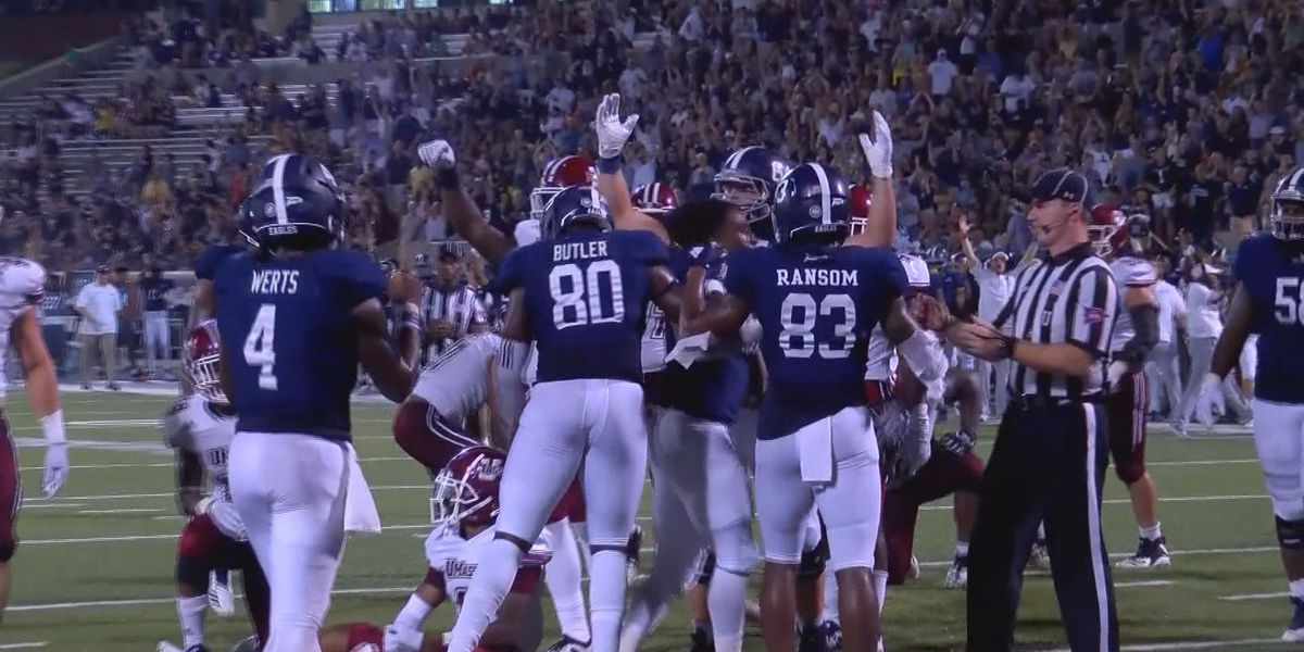 2019 Georgia Southern football schedule released