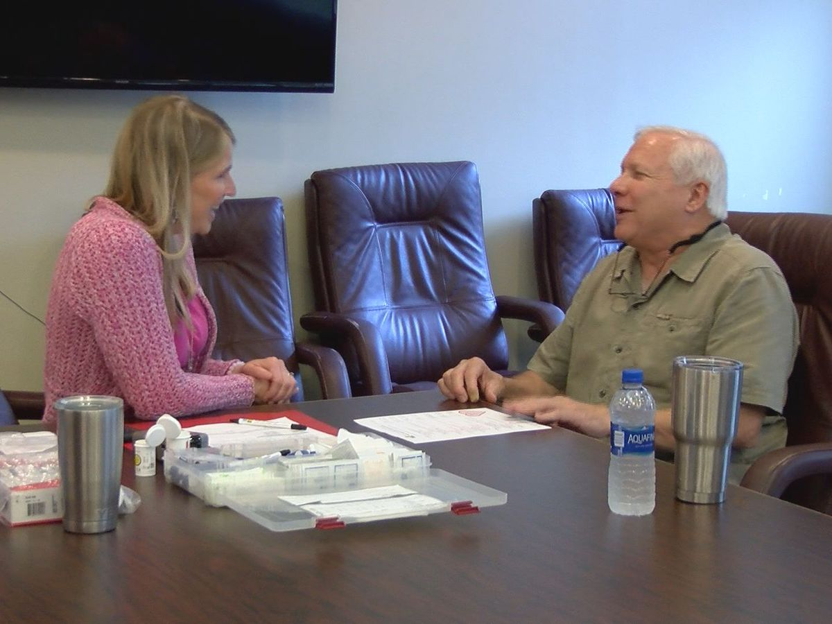 Hilton Head Hospital holds cardiac age screening as part of Heart Health Month