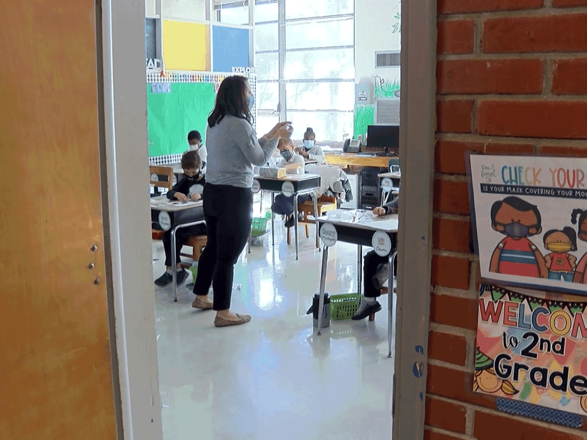 SCCPSS board to review first week of hybrid learning