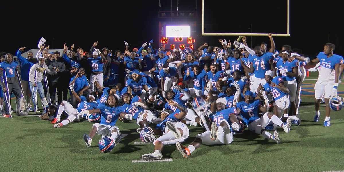Savannah State rolls to SIAC East title