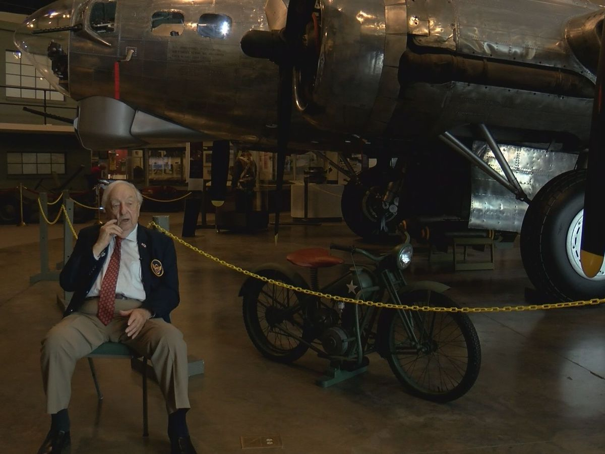 World War II veteran Paul Grassey passes away