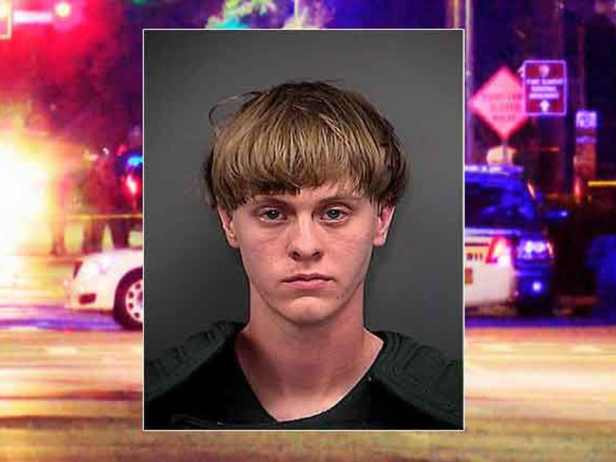 Dylann Roof appeals convictions, death sentence in killing of 9 black church members