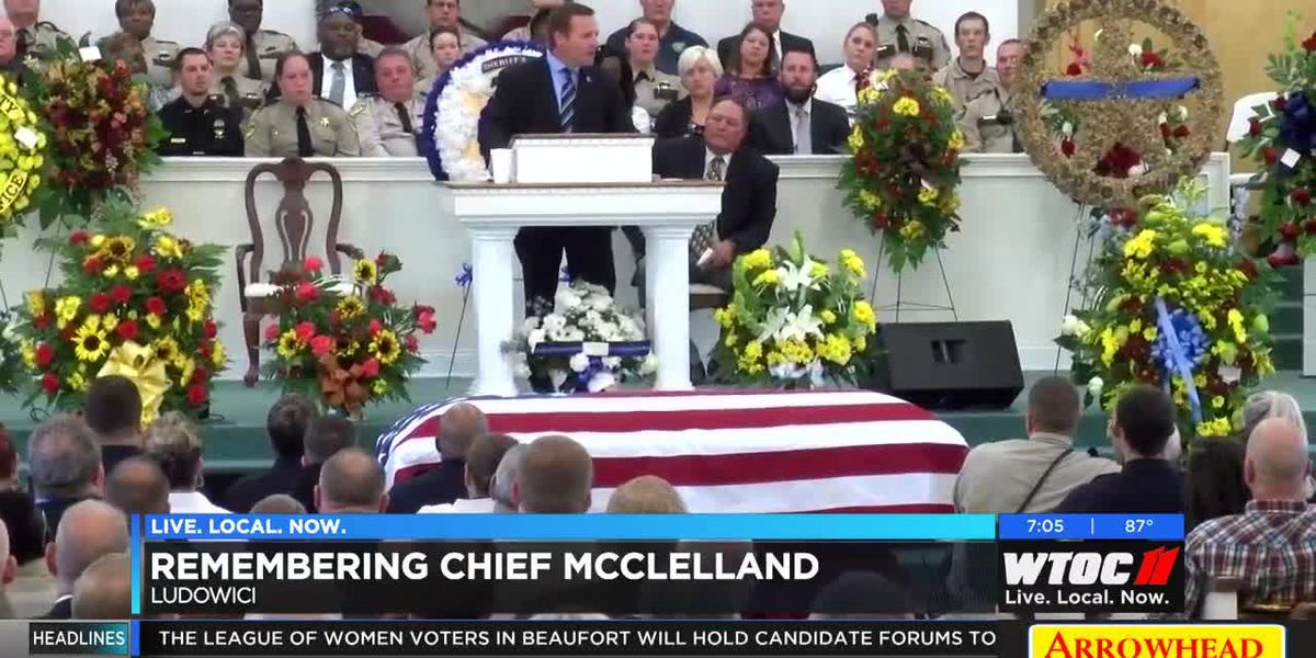 Remembering Chief Frank McClelland