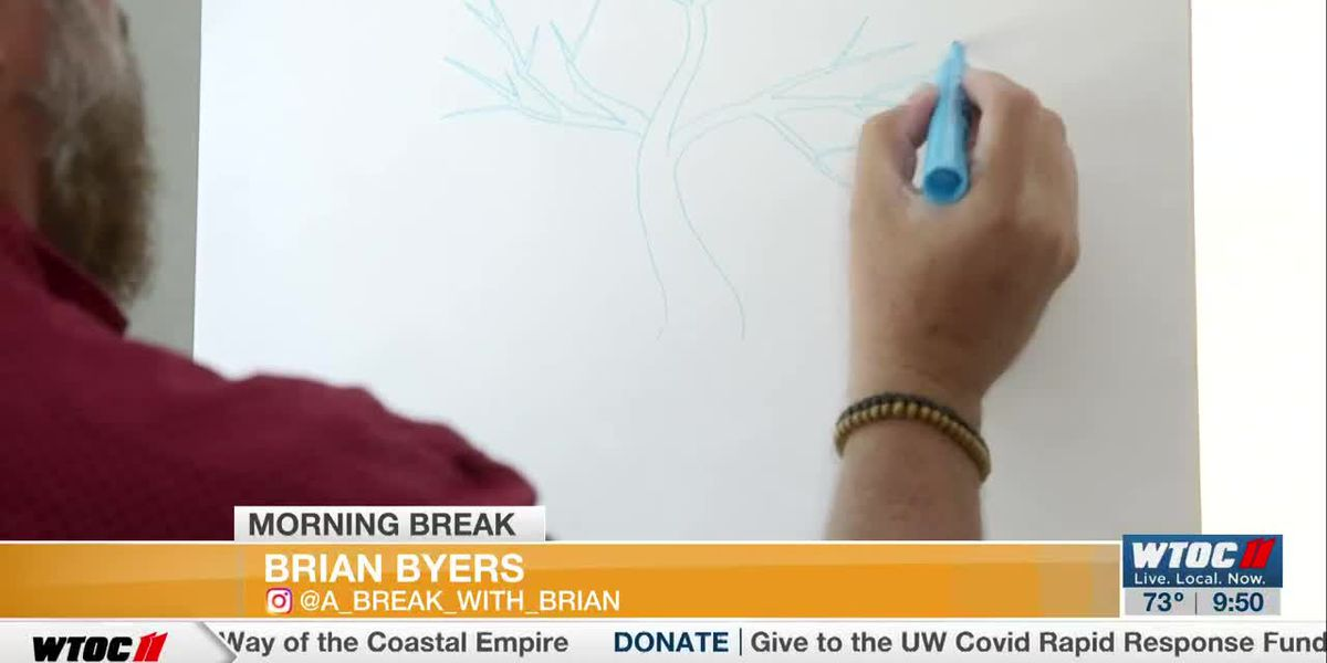 Learn to Draw: Making a tree