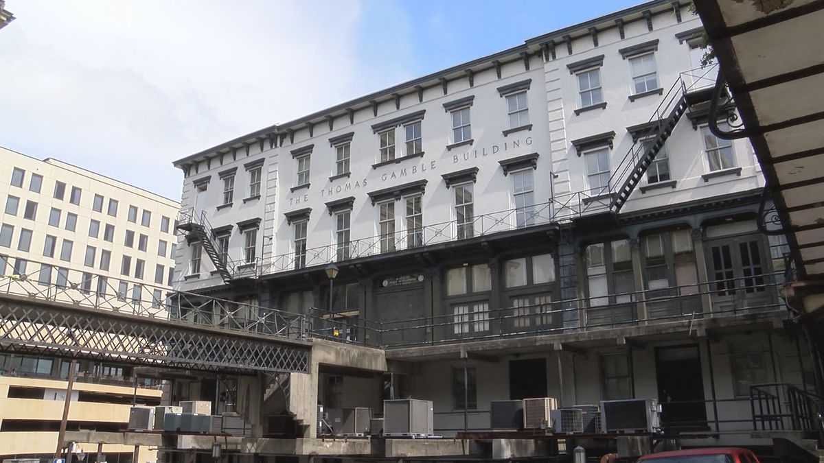 Well-known restaurant's future uncertain as sale of Thomas Gamble Building moves forward