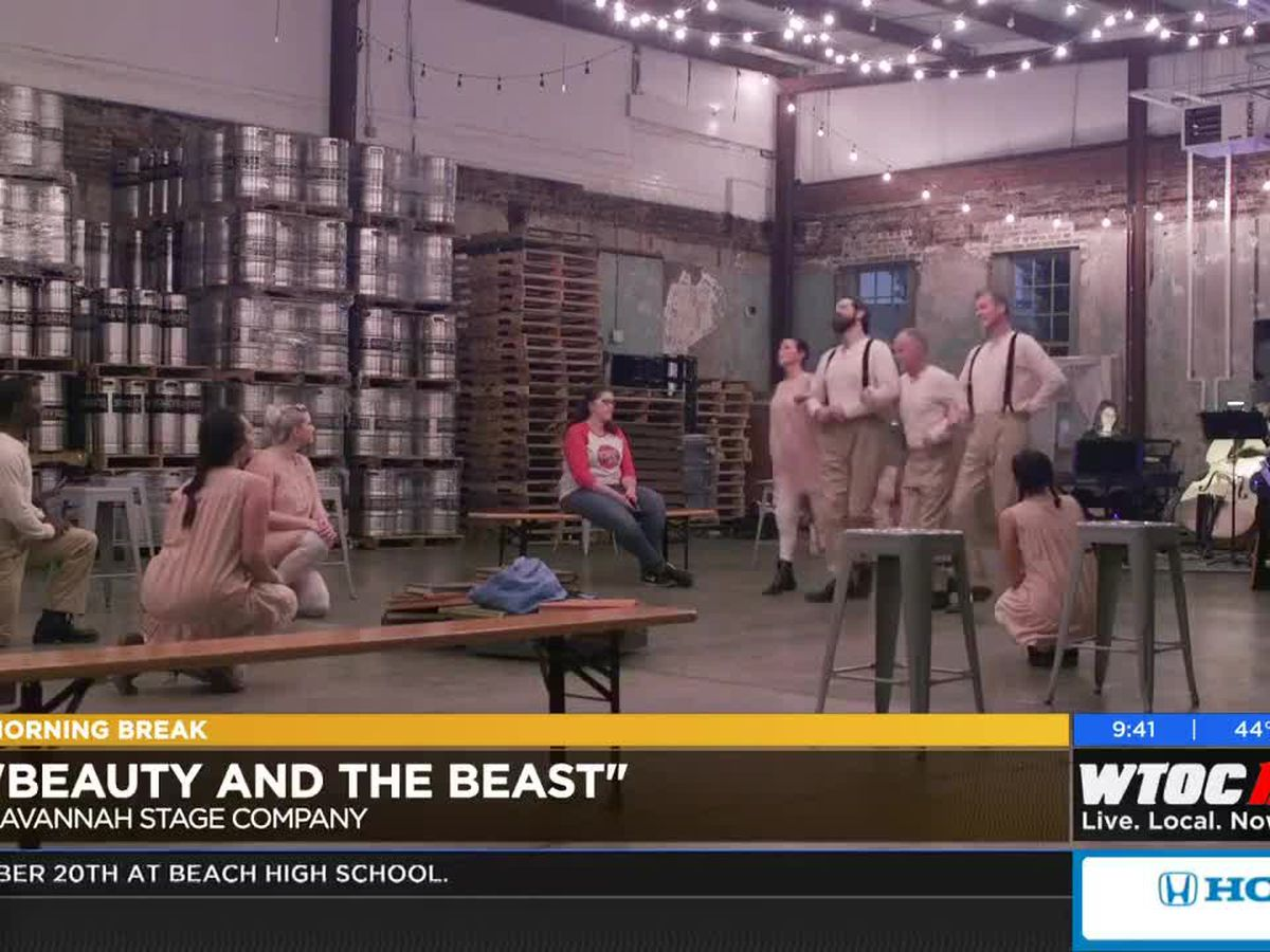 'Beauty and the Beast' at Service Brewing