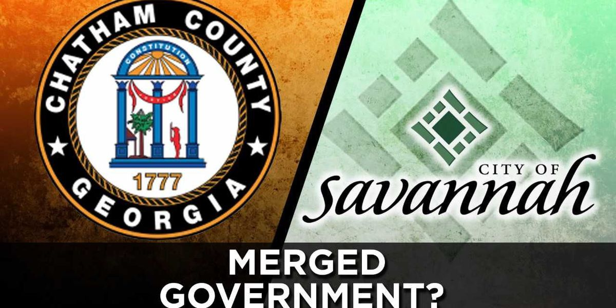 Georgia lawmakers pushing to merge City of Savannah, Chatham County governments