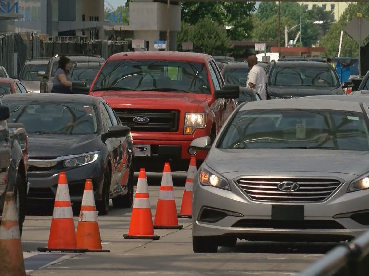 Millions expected to travel through Memorial Day weekend