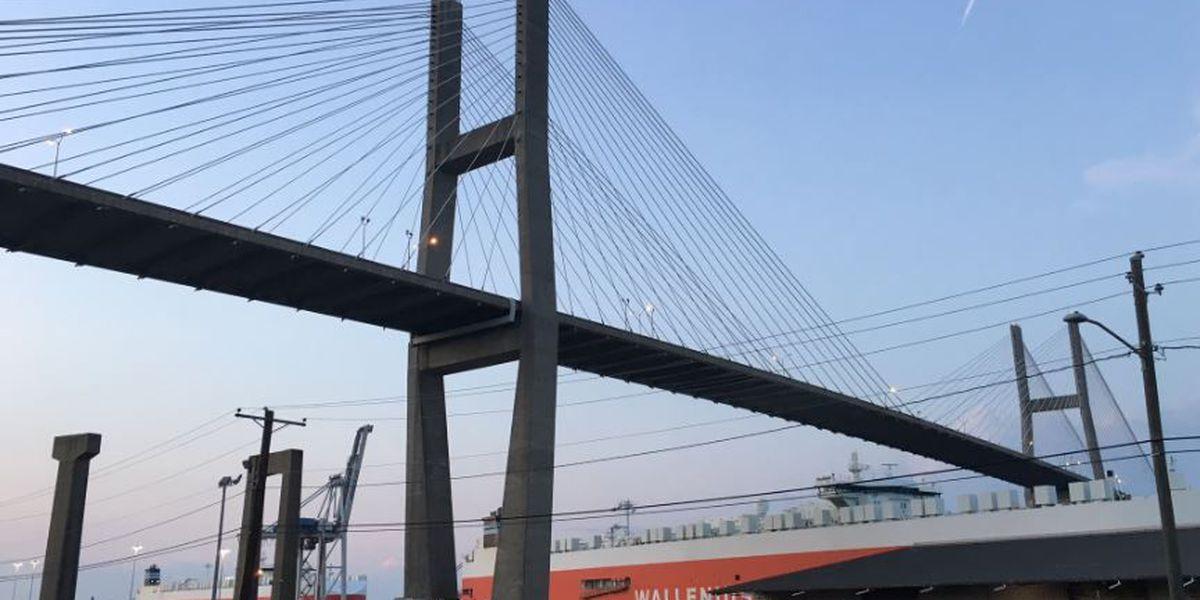 Talmadge Bridge rename now in state's hands