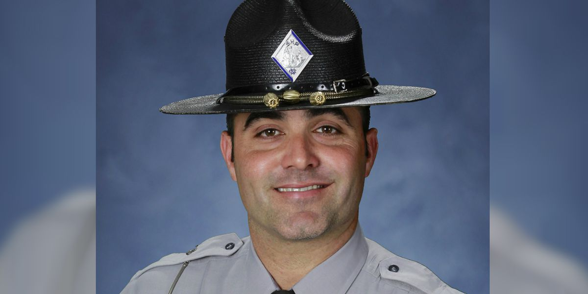 Suspect in fatal shooting of NC state trooper identified
