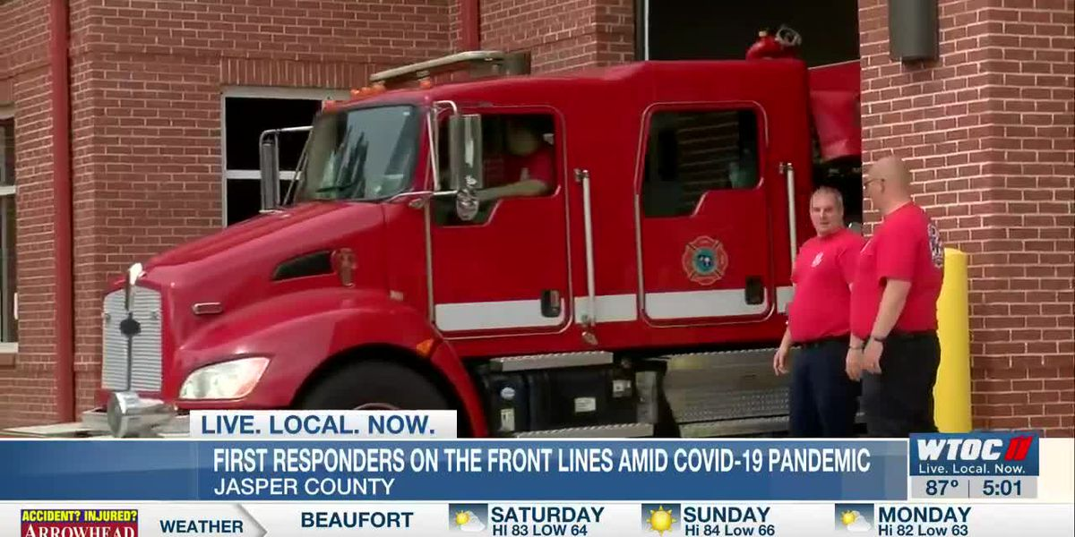 Hardeeville leaders working to help first responders in case of COVID-19 exposure