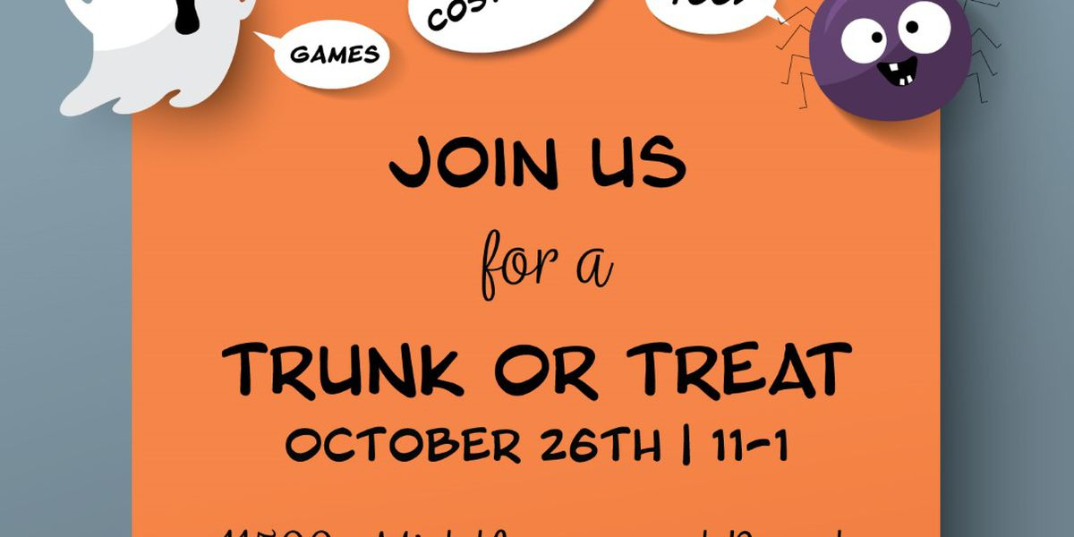 Trunk or Treat at the Matthew Reardon Center