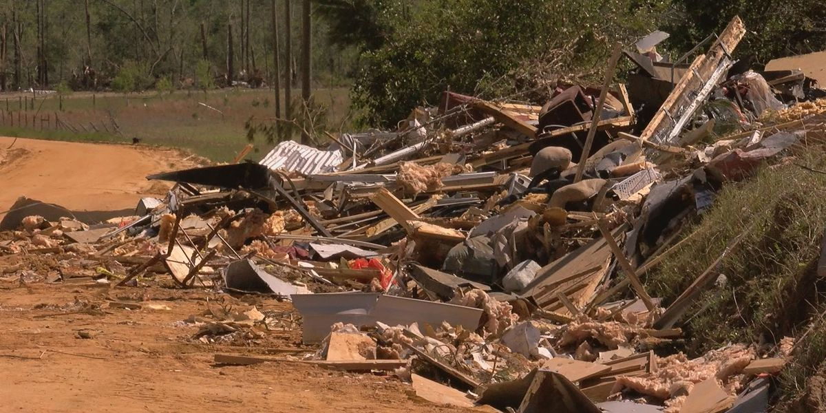 President declares disaster for April tornadoes allowing SC residents to apply for aid