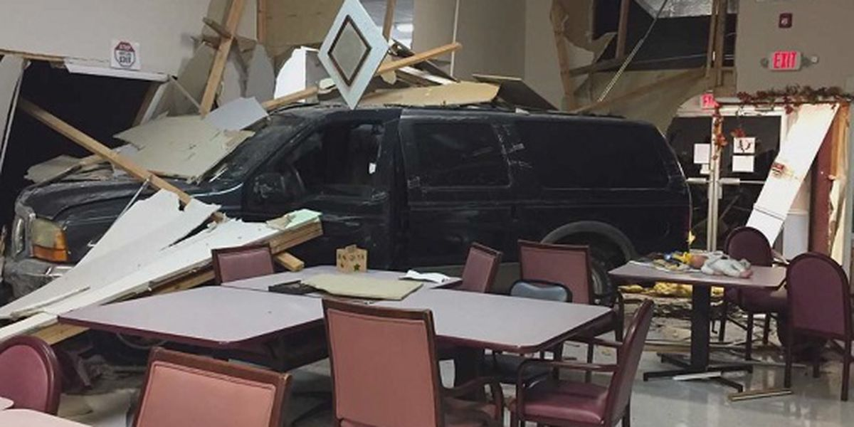 SCI Adult Day Center fixed, growing after vehicle crashed into it