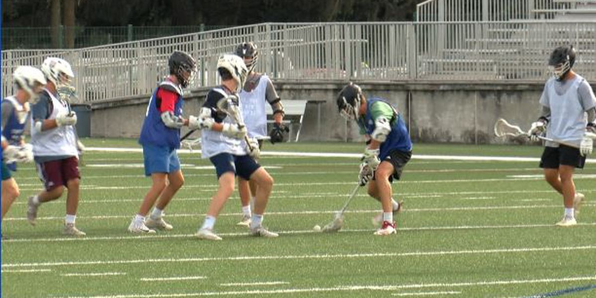 Lacrosse pickup summer league kicks off in Savannah