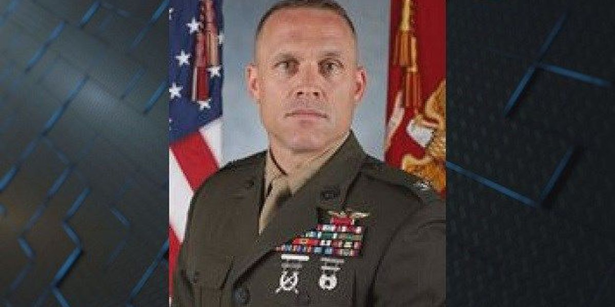 Parris Island recruit training commanding officer relieved of duties