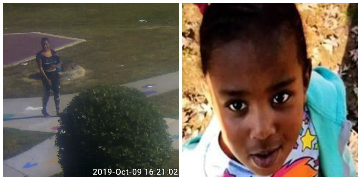 Police: Abducted N.C. girl found 'alive and well'; suspect still at large