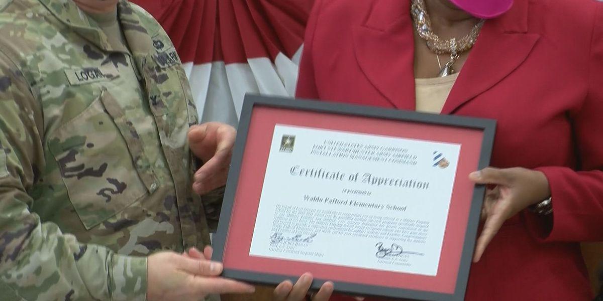 Liberty Co. school receives Military Flagship School award