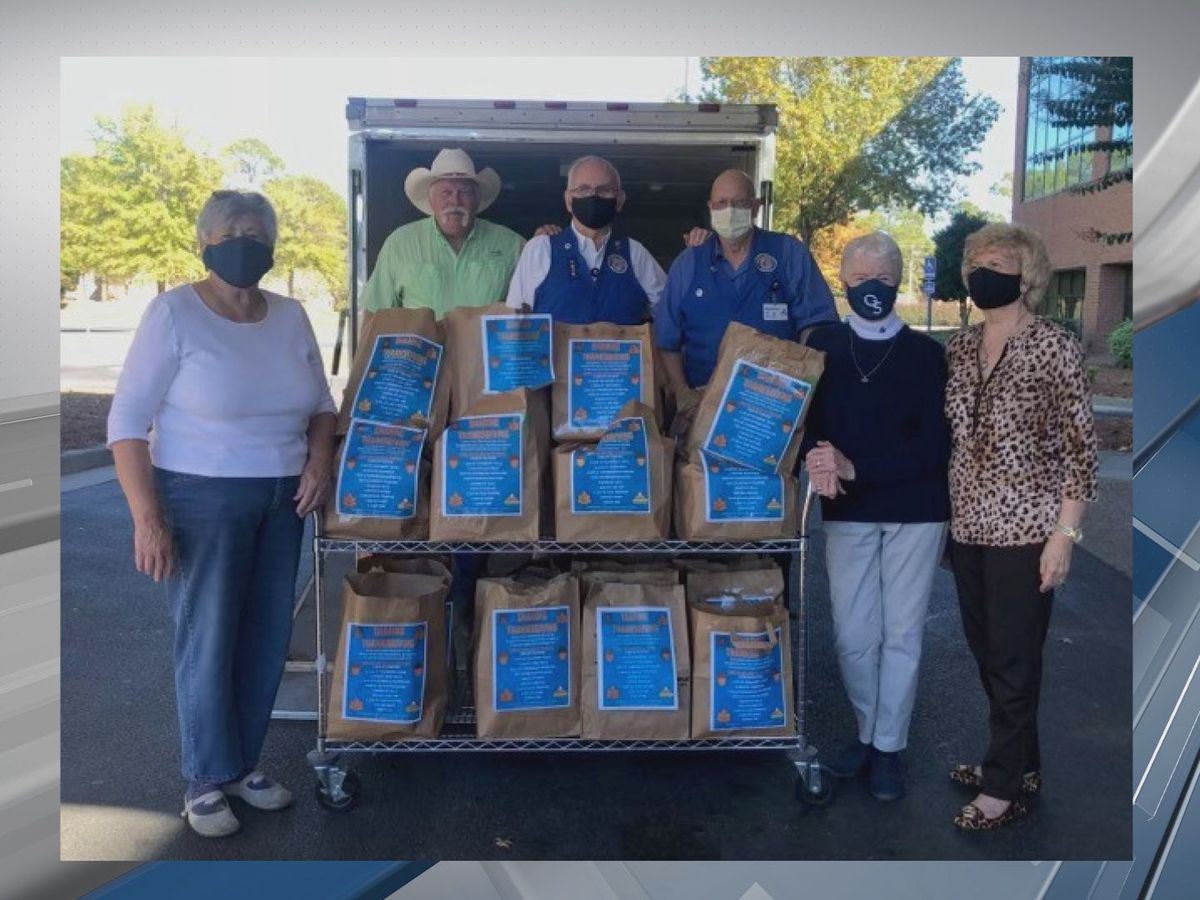 Donation helps Statesboro organization provide over 250 Thanksgiving meals