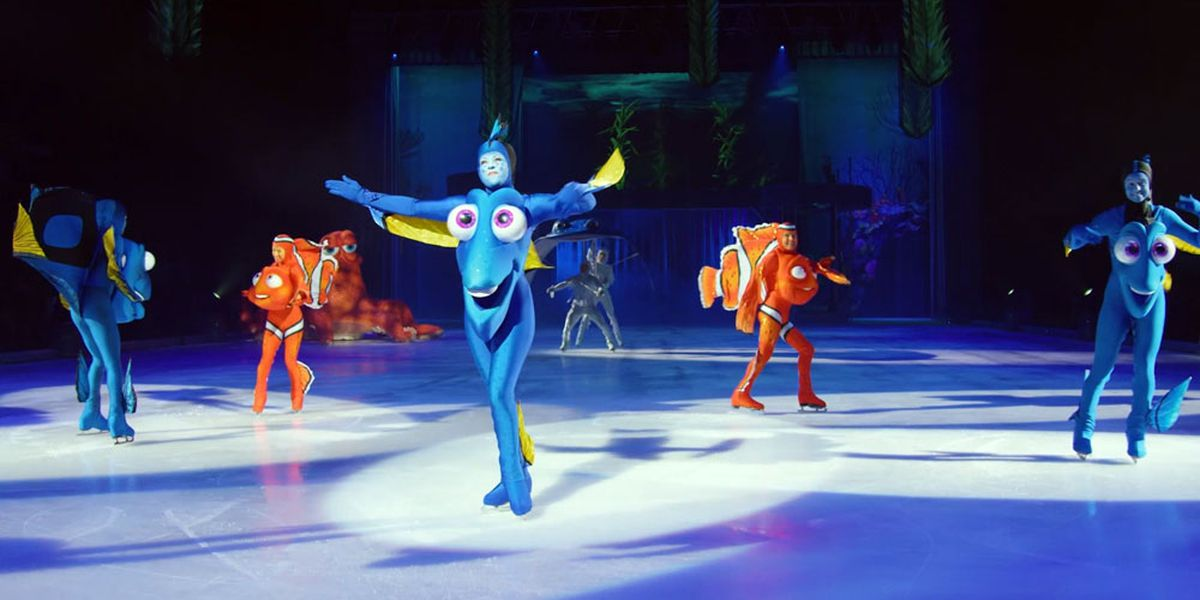 Disney on Ice returns to Savannah with 'Celebrate Memories'