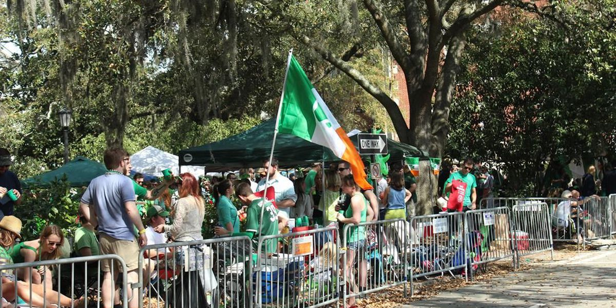 Shuttles to Savannah St. Patrick's Day: Richmond Hill, Savannah and Port Wentworth