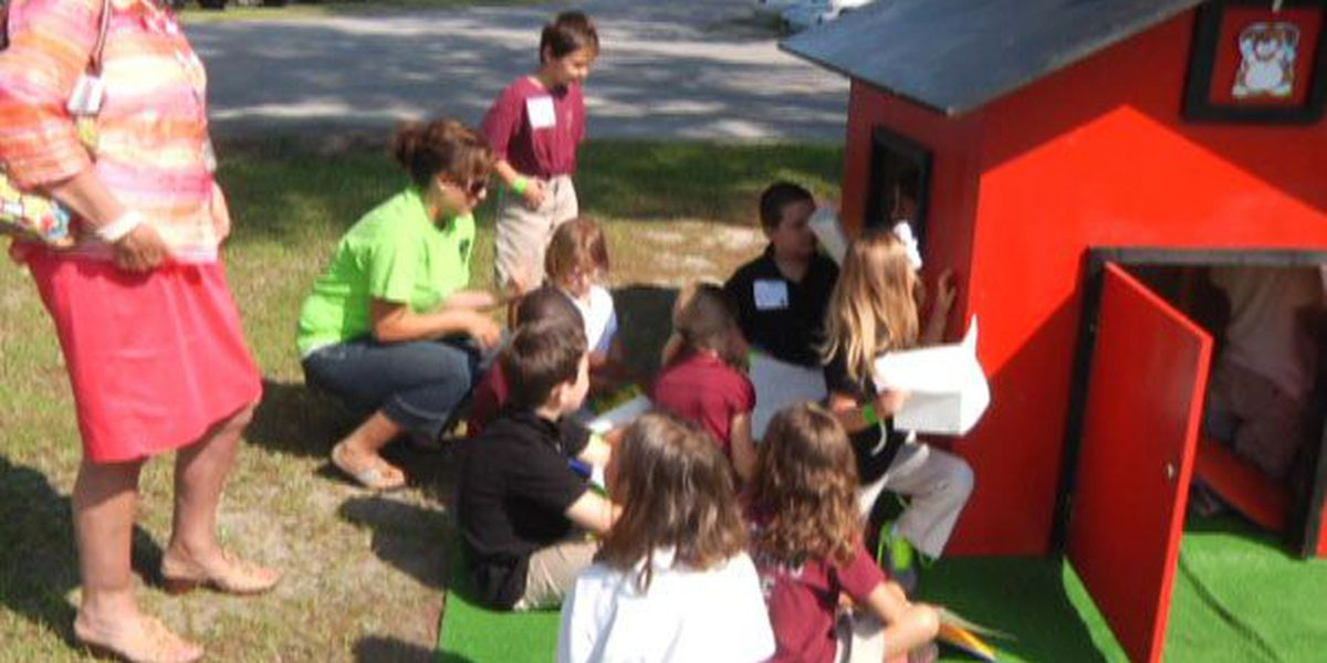 Guyton Elementary celebrates participants in Reading Recovery Program