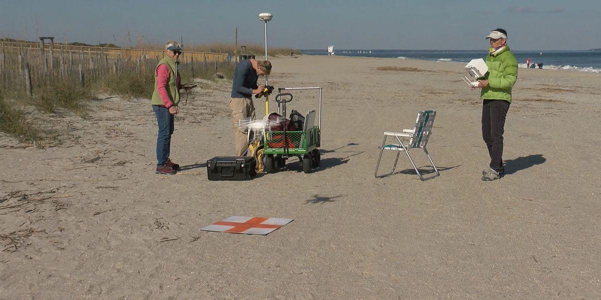 Shifting Sands: Tech maps Ga. beaches