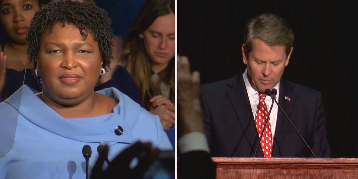 Democrats, Abrams campaign push for state to count thousands of votes