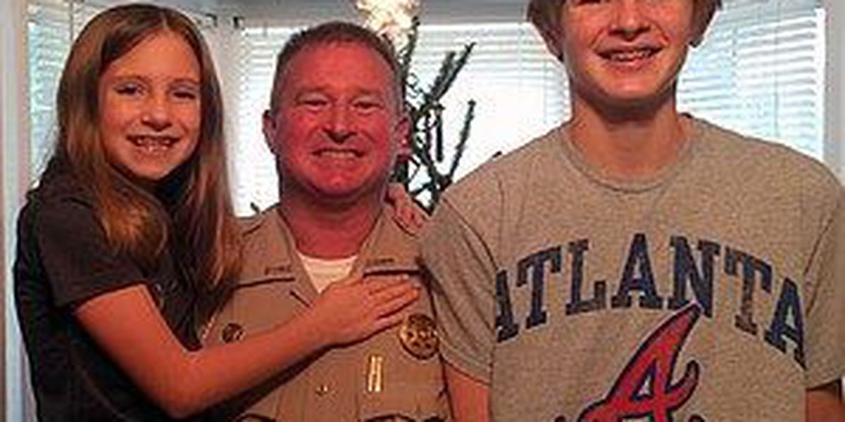 Miracle match: ECSO deputy finds kidney donor