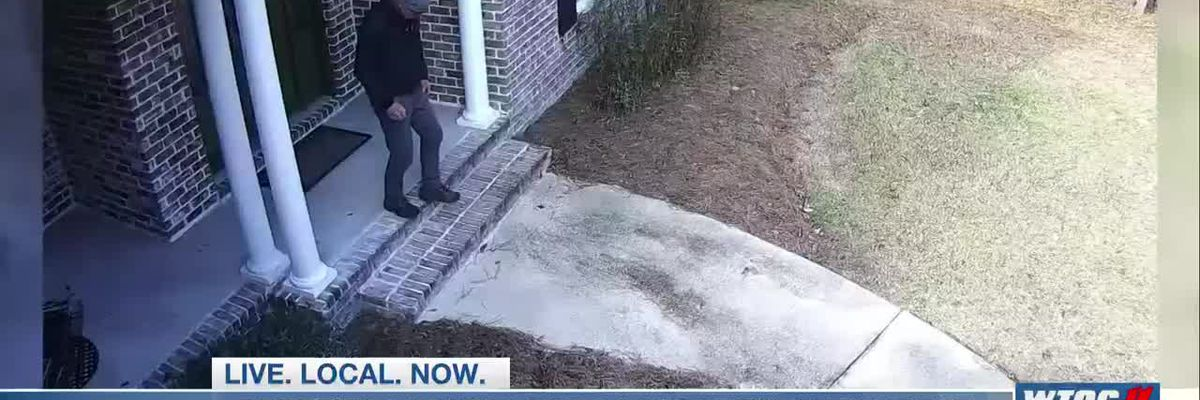Bryan Co. Sheriff's Office trying to identify attempted break-in suspect