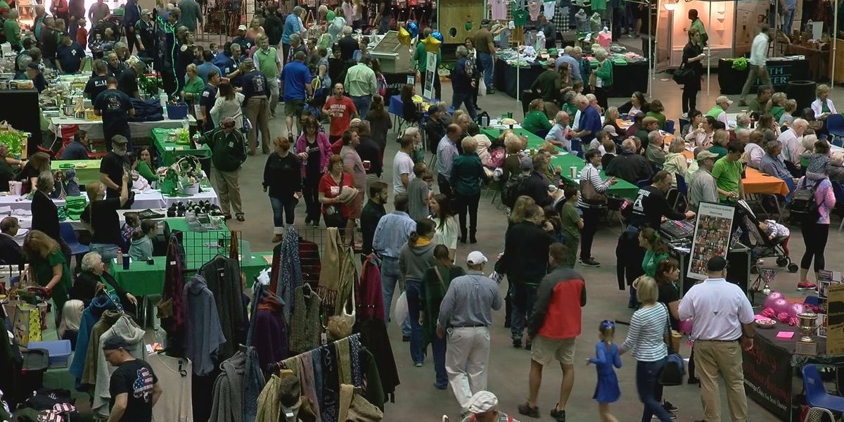Irish Festival kicks off season of green