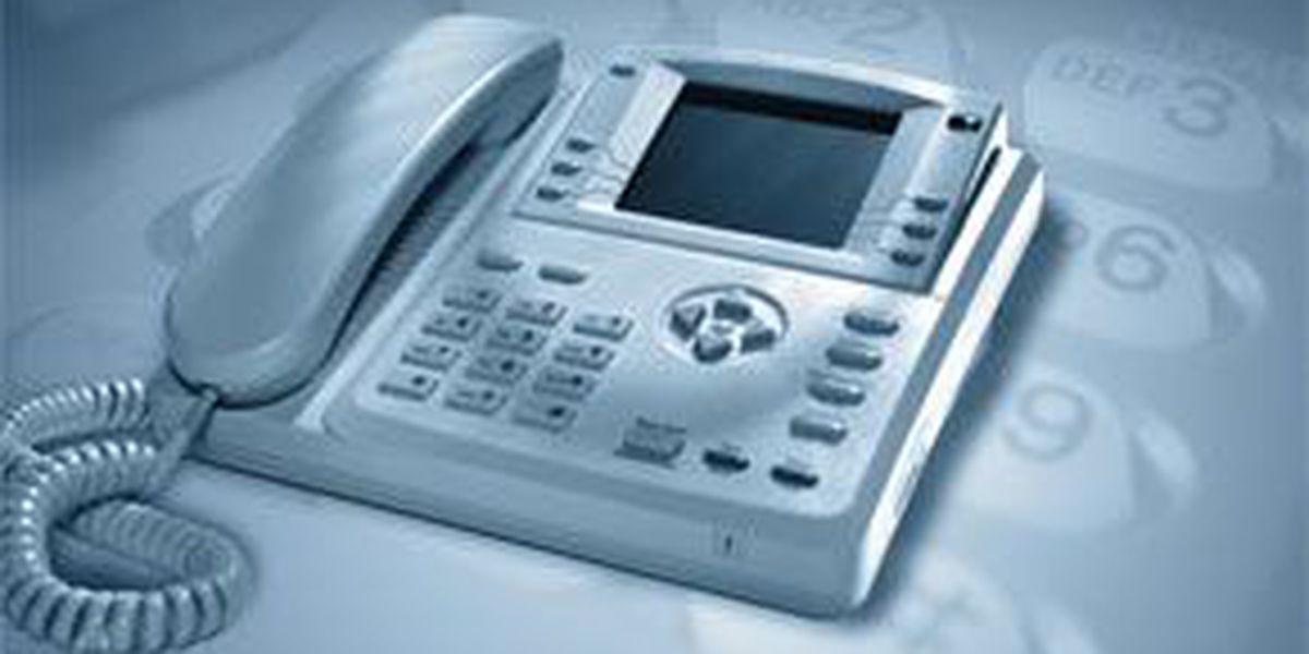 Health dept. warns of phone scheme