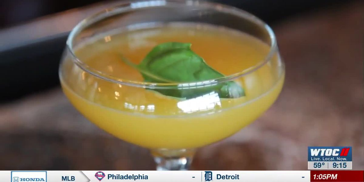Celebrate National Cocktail Day with this recipe